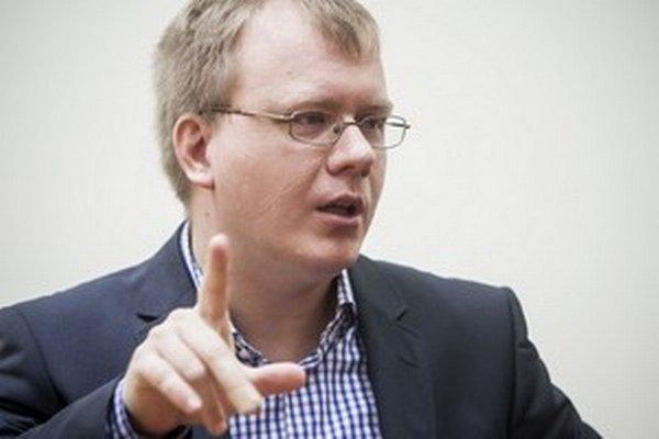 Slovo sieť má aj negatívny význam, hovoril šéfovi budúcej strany s týmto názvom Miroslav Beblavý.