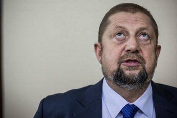 Šéf Najvyššieho súdu Štefan Harabin.