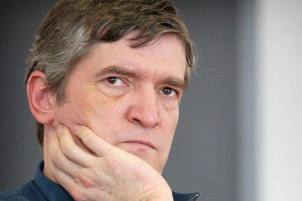 Štefan Hríb.