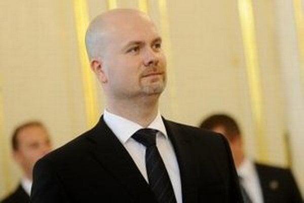 Šéf SIS Ján Valko.