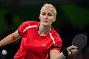 Barbora Balážová tento rok reprezentovala Slovensko aj na olympijských hrách v Riu de Janeiro.