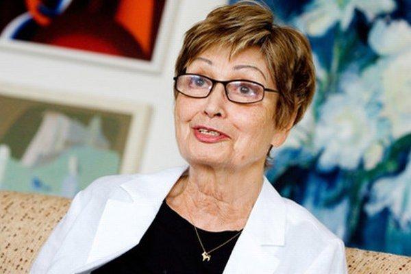 Jarmila Košťová (1932-2014).