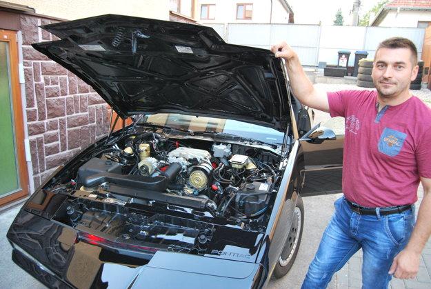 Aj motor musí byť v 100-percentnom stave.
