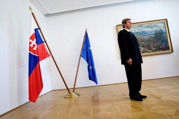 Eduard Kukan chce byť lídrom.