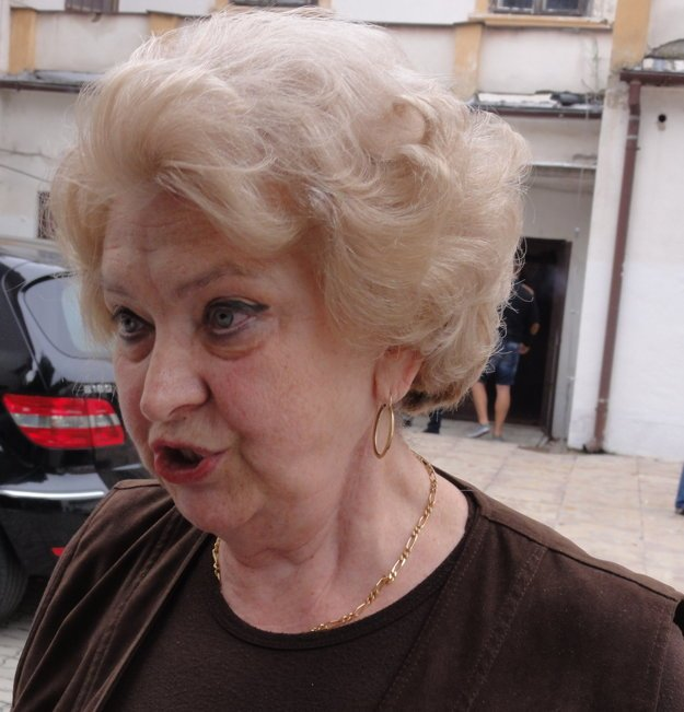Marta Džmurová.