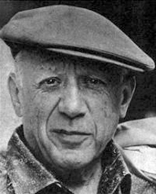 Pablo Picasso (25. októbra 1881 - 8. apríla 1973)