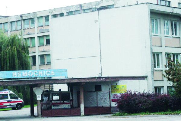Nemocnicu zrekonštruuje kraj.