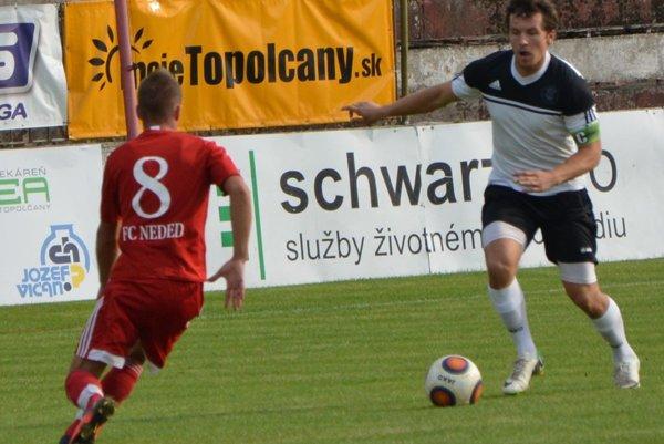 Najbližší domáci zápas hrajú Topoľčany v nedeľu od 13.30 hod.