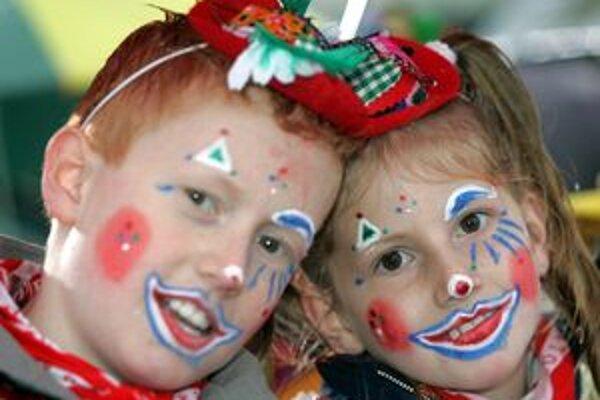 Handlovské deti sa môžu tešiť na karneval.