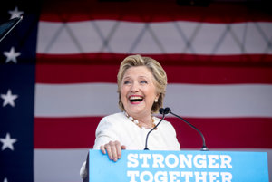 Hillary Clinton, kandidátka na prezidenta USA 2016