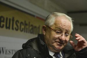Július Šupler odcestoval s reprezentáciou na Nemecký pohár v pozícii konzultanta.