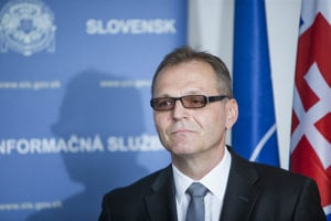 Riaditeľ Slovenskej informačnej služby Anton Šafárik (nominant SNS).
