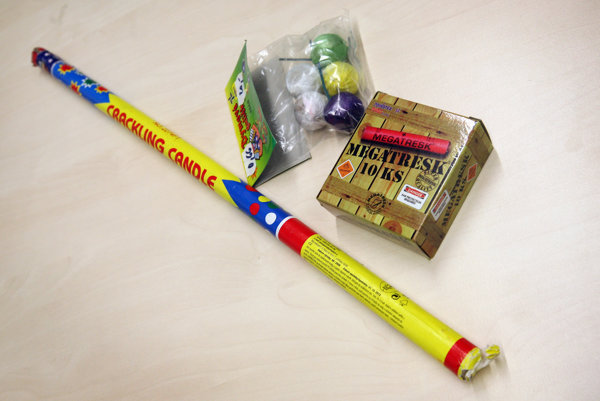 Pyrotechniku budú môcť Trenčania použiť iba na Silvestra a Nový rok.