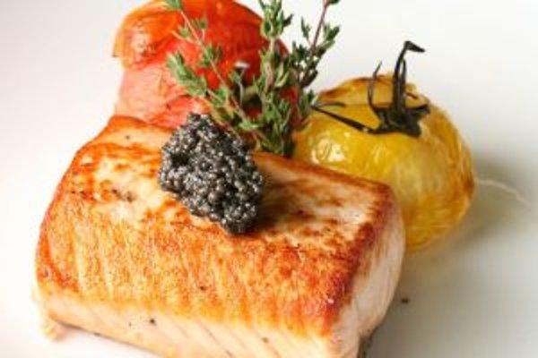 Mediteránska strava je bohatá na mastné morské ryby - zdroj zdraviu prospešných omega-3 mastných kyselín.