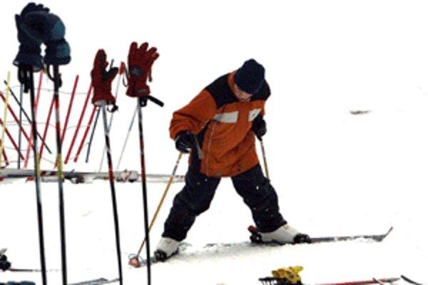 Nie je veľa stredísk, v ktorých sa dá v súčasnosti lyžovať.