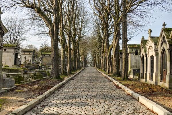Cintorín Père Lachaise, Príž