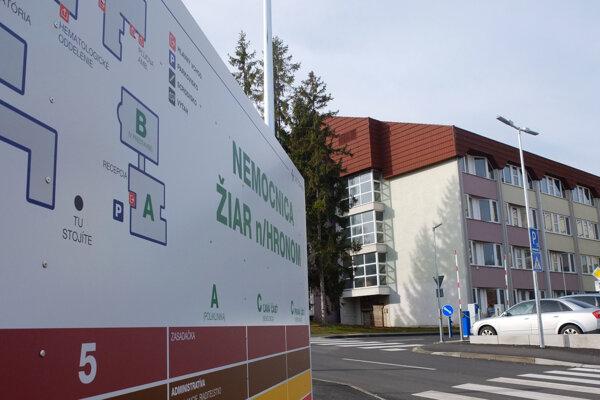 V žiarskej nemocnici sa spoliehajú, že spokojnosť pacientov zvýši dostavba pavilónu B.