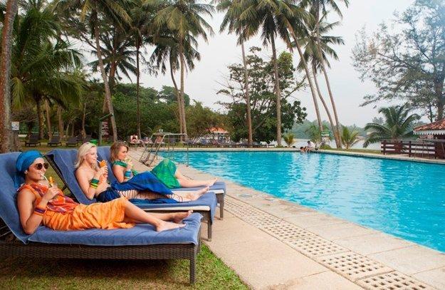 Hotel Bentota Club(3*), Srí Lanka, Aluthgama