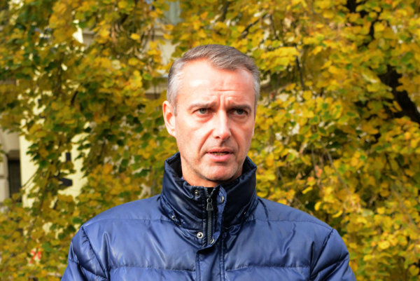 Richard Raši. Primátor Košíc za Smer.