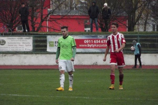 Lukáš Šebek (vľavo).