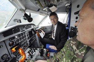 Minister obrany krstil nové Turbolety.