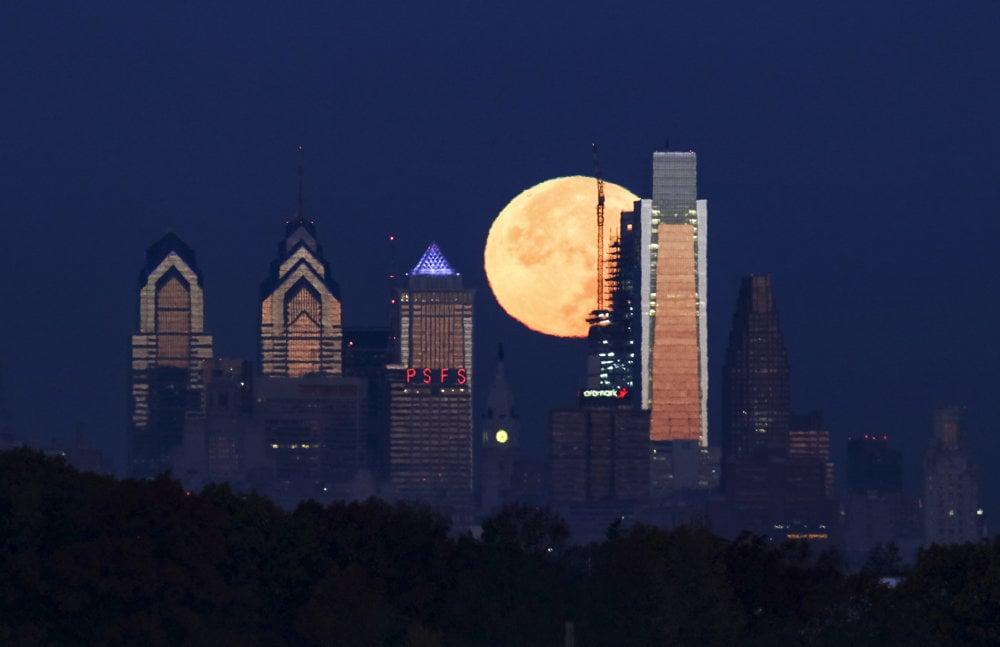 Philadelphia. FOTO - TASR/AP