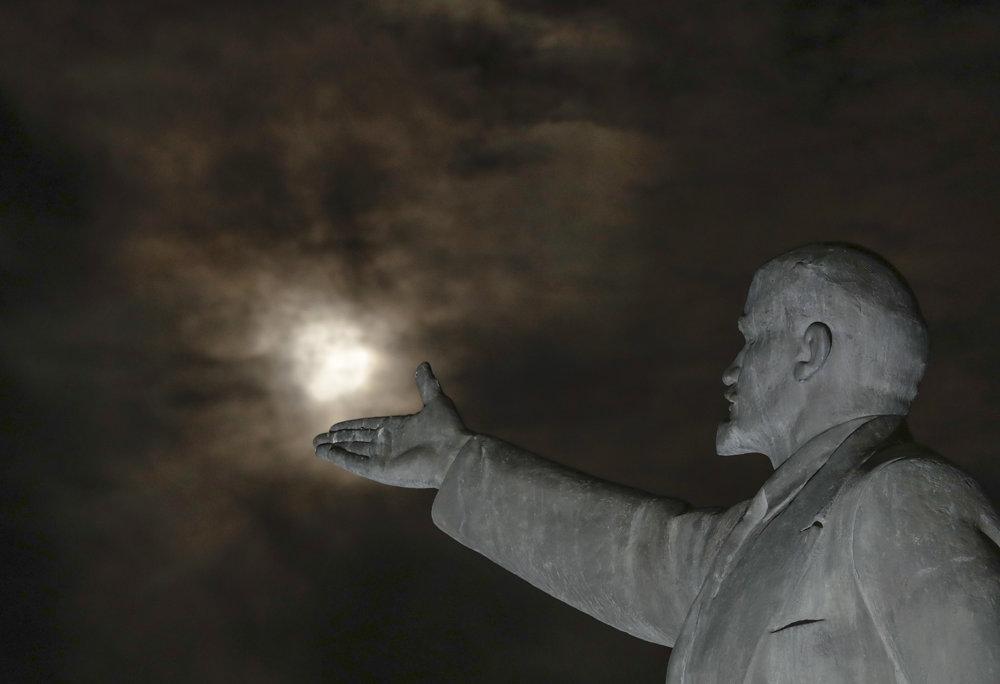 Mesiac na Ukrajine.