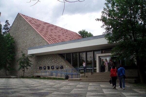 Múzeum TANAP-u. Pre verejnosť ho dočasne uzavrú.