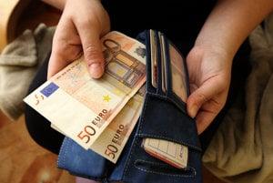 Žena prišla o peňaženku. Ilustračné foto.