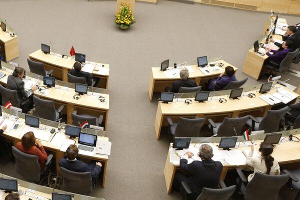 Litovský parlament schválil novú bezpečnostnú stratégiu.