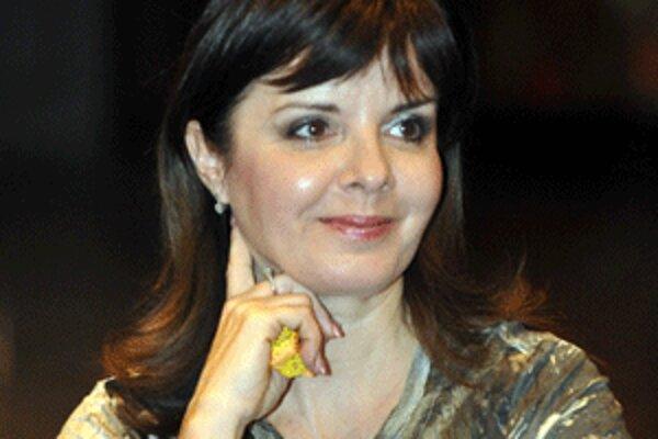 Zuzana Tlučková sa predstaví v divadelnej hre Rozmarný duch, ktorú diváci uvidia v 7. decembra v Bojniciach.