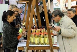 V Bratislave sa koná viacero podujatí, na ktorých sa dá ochutnať mladé víno.