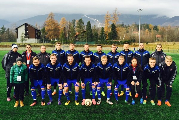 Víťazom turnaja v Tatranskej Lomnici sa stal výber Západoslovenského futbalového zväzu.