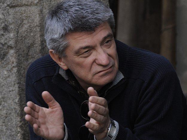 Alexander Sokurov, jeden z najväčších svetových režisérov.