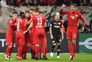 Futbalisti Lipska sú senzačným lídrom bundesligy.
