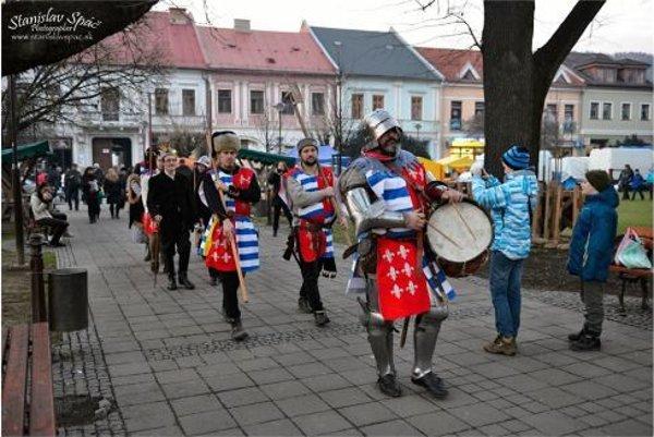 Ondrejský jarmok v Brezne sľubuje aj tento rok silné zážitky.