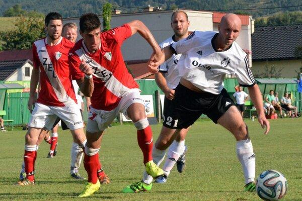 Turčianska Štiavnička vyhral na jeseň obidva derby zápasy.