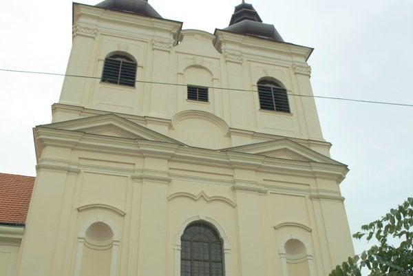 V jezuitskom kostole bude slávnostný koncert.