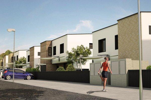 Po novom projekt v Devíne pozostáva zo 42 pripravených stavebných pozemkov pre výstavbu rodinných domov a 22 trojbytových víl.