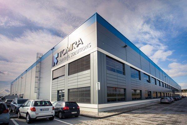 Na Slovensku spoločnosť vlani dokončila výstavbu budovu na mieru pre spoločnosť Tomra v Prologis Parku Bratislava.