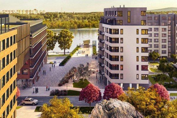 Výstavba Zuckermandla sa začala na jar 2014, kľúče od svojich bytov získajú prví majitelia na jar v roku 2017.
