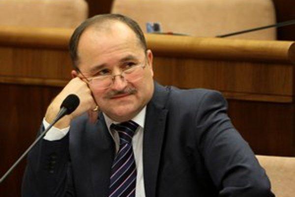 SDKÚ už nie je, čo bývala, myslí si Tomáš Galbavý.