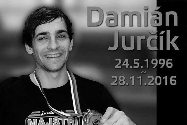 Damián Jurčík patril k veľkým florbalovým talentom.