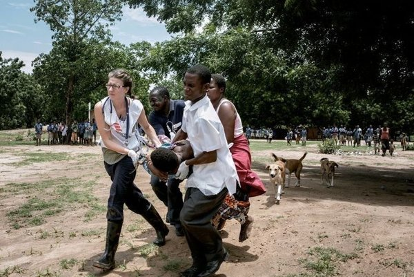 Misia v Malawi.