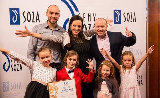 Obrovský úspech. Spievankovo tento rok dostalo cenu SOZA za najúspešnejší audiovizuálny nosič.