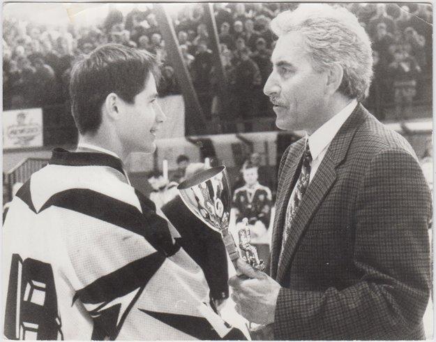Ako športový lekár hokejistov zažil víťazstvá aj prehry.