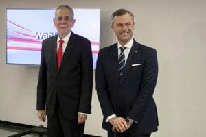 Politológ: Rakúšanov vydesil Trump, zľakli sa Hofera
