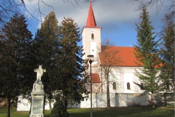 Kostol sv. Štefana Kráľa v Studienke.