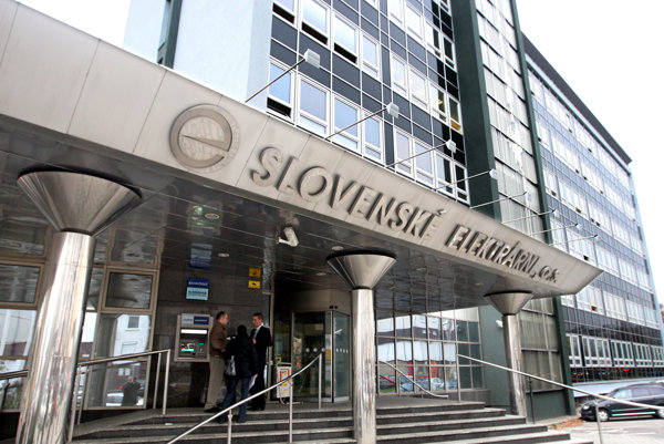 Slovenské elektrárne.