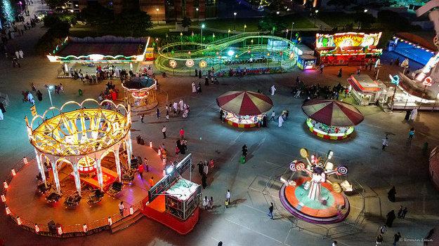 Dubaj je plný zábavy a atrakcií. Treba si vybrať, čo chcete stihnúť.